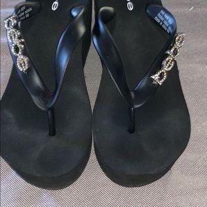 bebe Shoes - Flip flops
